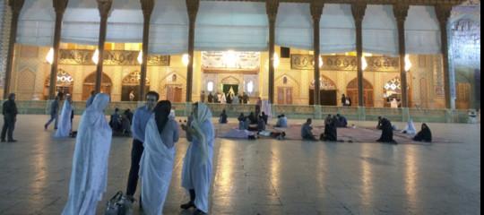 Shahceragh,la moschea del Re delle Lampade incastonata nel sud dell'Iran
