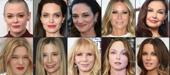 #quellavoltache Harvey Weinstein ha moltestato una donna. Sono già 40