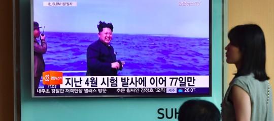 """Corea del Nord: """"Trump mercante di guerra, strangolatore di pace"""""""