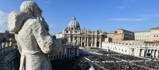 Papa: 35 nuovi santi, l'unico italiano è un frate calabrese del 1700