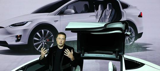 Possibile che Tesla sia una grande bolla finanziaria?
