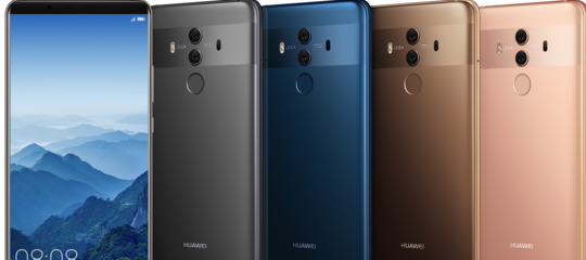 huawei mate 10 pro intelligenza artificiale