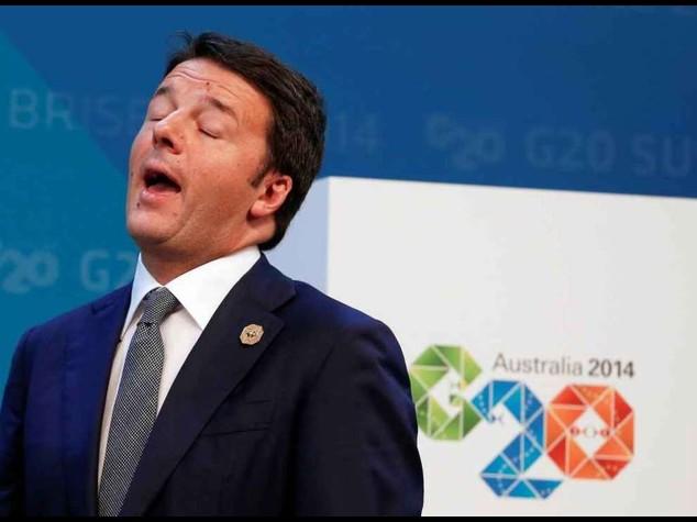 Renzi, manifestazioni non fanno cadere il governo