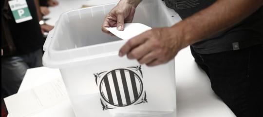 Catalogna: Corte costituzionale, la legge sul referendum è nulla