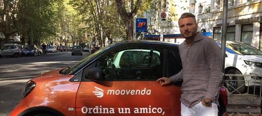 """Ciro Immobile ha investito nella sua prima startup, Moovenda: """"Era già nostro cliente"""""""