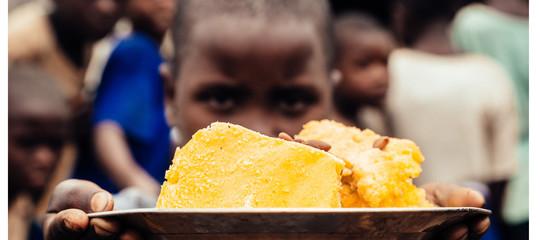 """""""La fame nonè una malattia incurabile"""""""