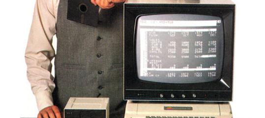Storia del foglio di calcolo che rese grande la Apple