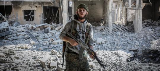 Cosa resta dell'Isis dopo la caduta di Raqqa