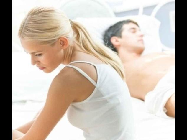 Sesso: italiani bocciati a letto, 2 donne su 3 sono insoddifatte