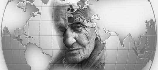 Ocse: Italia Paese di vecchi, nel 2050sarà il terzo al mondo