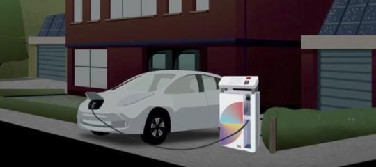 Enel: porta tecnologia 'vehicle to grid' per progetto in Olanda