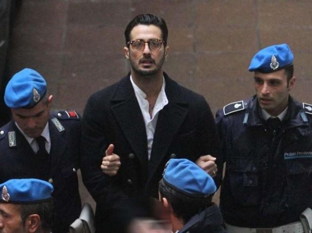 """Scarcerato Fabrizio Corona  """"E' stata dura, ora si riparte"""""""