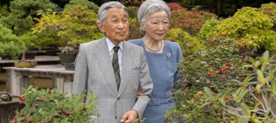 Giappone: l'imperatore Akihito abdicherà il 31 marzo 2019, prima volta in 200 anni