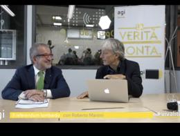Nessun rischio hackeraggio sul voto in Lombardia, dice Maroni