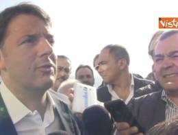 Renzi: ai cittadini non interessa quel che succede nel PD