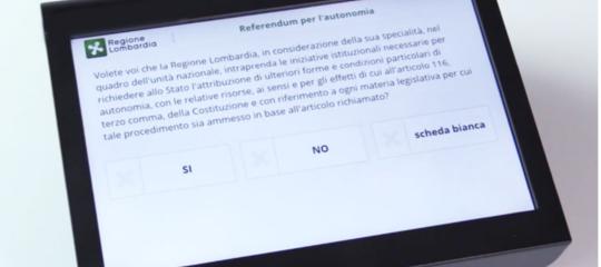 """""""La tempesta indipendestista catalana è un venticello fiacco in Lombardia e Veneto"""""""