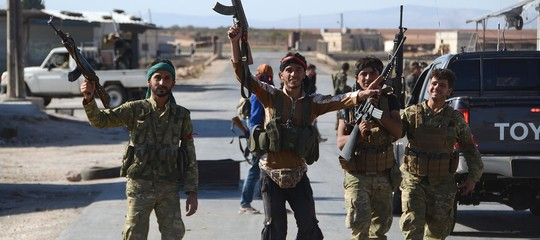 Chi si contenderà la Siria dopo la caduta di Raqqa?