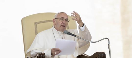 Clima: Papa Francesco, preservare dono prezioso dell'acqua