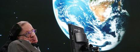 Stephen Hawking viaggio spaziale