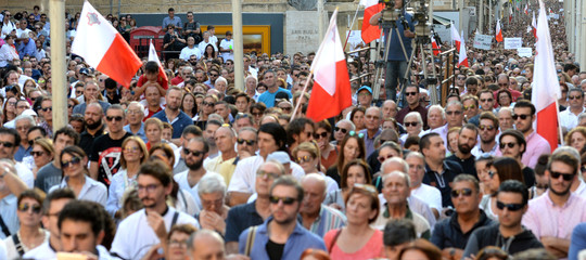 A Malta continuano le proteste contro il governo dopo l'uccisione della giornalista Galizia