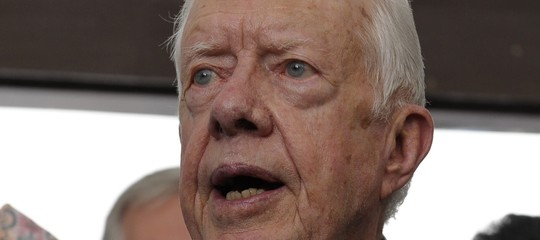jimmy carter intervista trump new york times