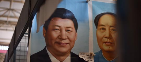 Cina: concluso il XIX congresso, Xi nella Costituzione come Mao
