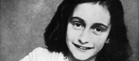 Guardo Anna Frank e vedo ciascuno di noi