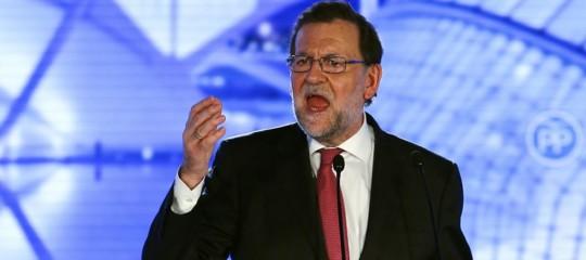 Catalogna: Rajoy, dissolti vertici Generalitat; il 21 dicembre le elezioni