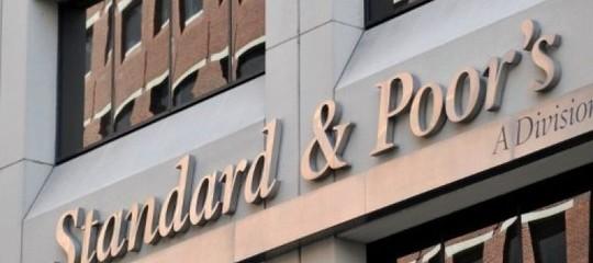 """S&P alza rating Italia a 'BBB/A2', """"Migliorate prospettive economiche"""""""