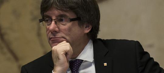 Catalogna: Puigdemont non convoca le elezioni per la Costituente