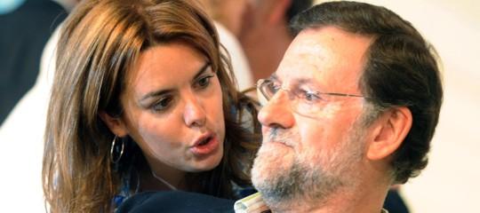 Per normalizzare la Catalogna Rajoy ha scelto Soraya Sanchez de Santamaria, una dura