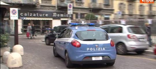 Aggredito e dato alle fiamme unclocharda Torino