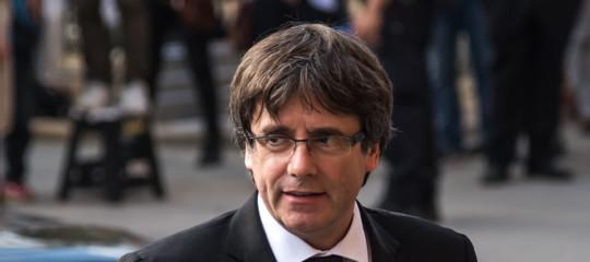 """Catalogna:Puigdemontaccetta sfida elezioni. """"Non sono in Belgio per asilo"""""""
