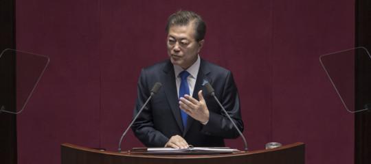 Nord Corea: presidente sudcoreano, noi non vogliamo le atomiche