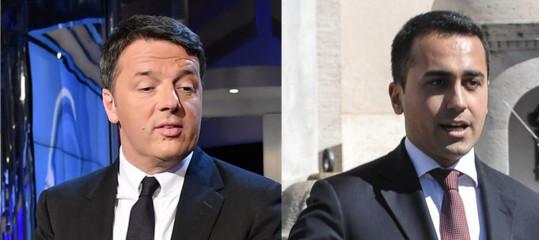 """Di Maio sfida Renzi in Tv. """"Ci stai?"""". Porta a Porta si propone: """"Fatelo da noi"""""""