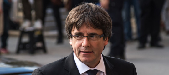 Catalogna: firmato mandato d'arresto europeo per Puigdemont