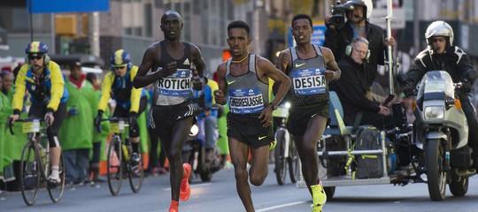 Tutti i numeri della maratona di New York