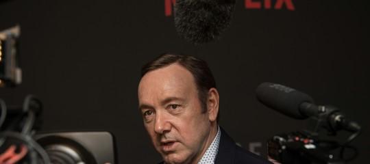 Molestie:Netflixrompe con KevinSpacey, fuori da House of Cards