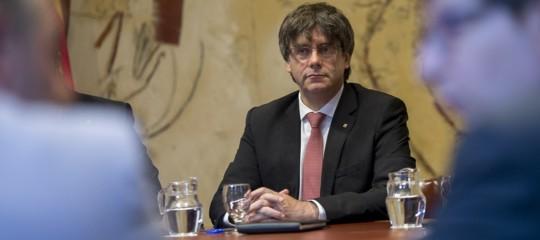 Puigdemont: pronto a collaborare con la giustizia belga
