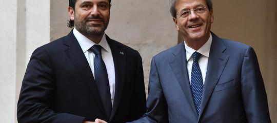 Cosa c'entrano le dimissioni del primo ministro libanese con lo scontro tra Iran e Arabia Saudita