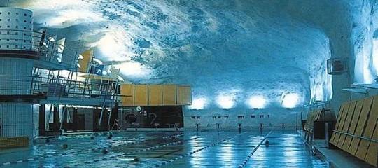 In caso di attacco nucleare la replica sotterranea di Helsinki è quasi pronta