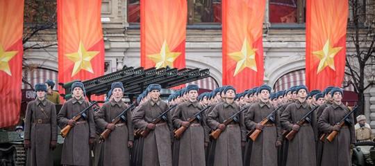 È il centenario della Rivoluzione d'Ottobre. Ma Mosca non lo festeggia