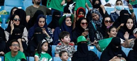 Dopo la guida, alle donnesauditesarà concesso entrare allo stadio
