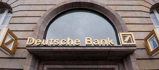 DeutscheBankvuole sostituire migliaia di dipendenti con i computer