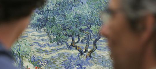 Che ci fa una cavalletta (vera) in un capolavoro di Van Gogh?