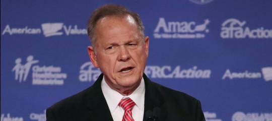 Usa: candidatoGopal Senato accusato di abusi su14enne