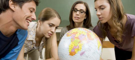 Scuola e geografia