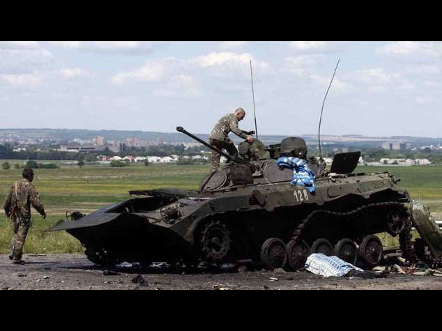 Ukraine: 22 soldiers killed in clashes with pro-Russians