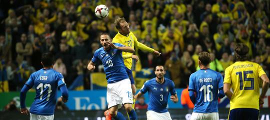 L'Italia vista a Stoccolma merita di andare ai Mondiali? Cosa scrivono i giornali