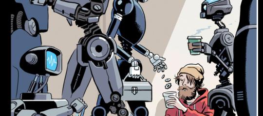 Carissimo robot, nemico immaginario (per ora)